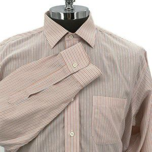 Brooks Brothers Regent Dress Shirt Button Front